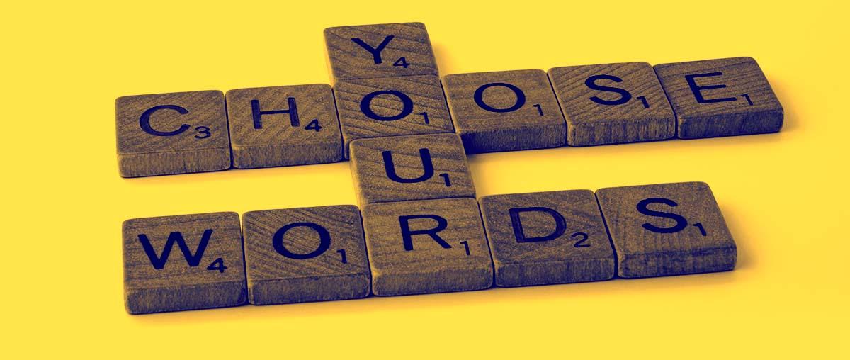 קוביות מילים