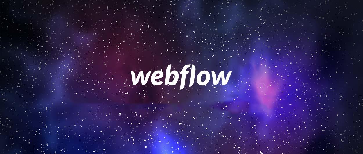 בניית אתר ב-Webflow