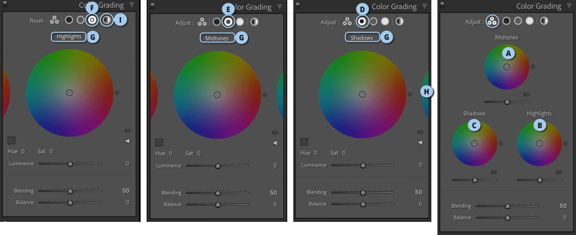 Color Grading דוגמא