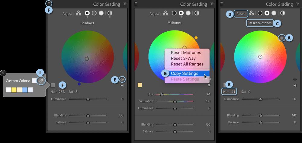 Color Grading דוגמא 6