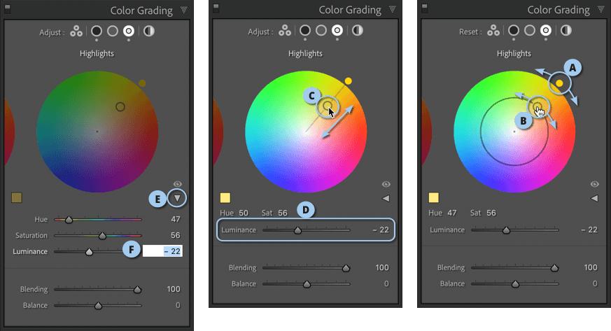 Color Grading דוגמא 2